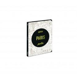"""Coloriage Poster """"Paris"""""""