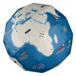 Globe Terrestre à Fabriquer