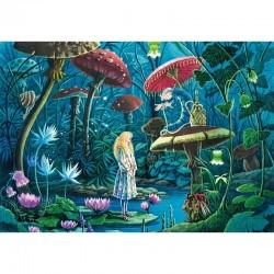"""Puzzle 100 pièces """"Alice"""" -..."""
