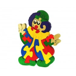Puzzle Vertical Grand Clown...