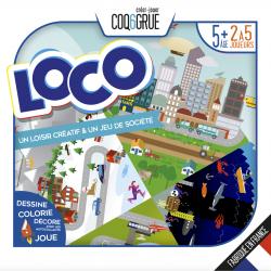 Loco - Jeu de Plateau Créatif