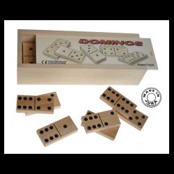Dominos en Hêtre