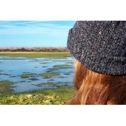 Bonnet Noir Lurex (Issu De...