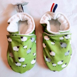 """Chaussons """"Moutons"""""""