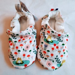 """Chaussons """"Grenouilles"""""""