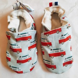 """Chaussons """"Combi VW"""""""