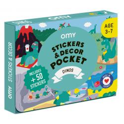 "Stickers & Décor ""Dinos"" - OMY"