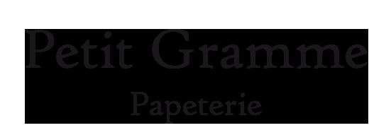 Logo de Petit Gramme