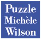 Logo de Puzzle Michèle Wilson