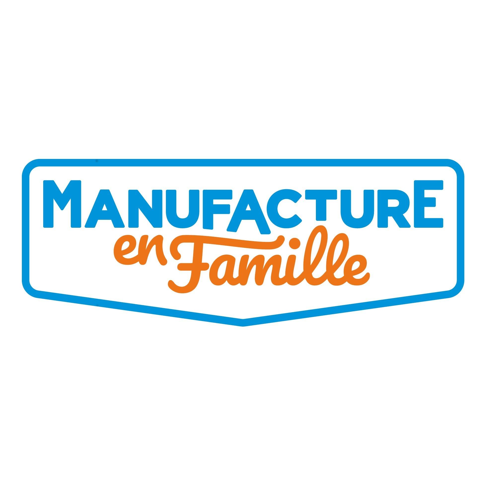 Logo de Manufacture en famille