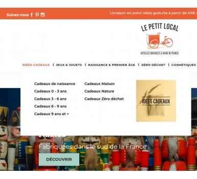 Lepetitlocal.fr est en ligne !